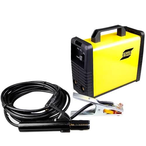Equipamentos de proteção em raspa para soldador. Adicionar ao Carrinho ·  Detalhes · Inversora De Solda Buddy Arc-145 220V 10-145A C Aces - Esab 04e6c13433